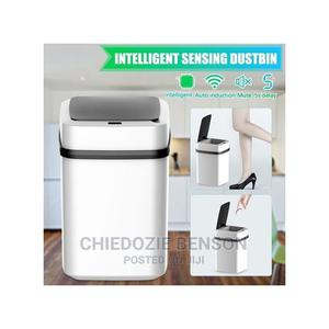 Automatic Smart Touch-Free Motion Sensor Trash Box | Home Accessories for sale in Lagos State, Shomolu