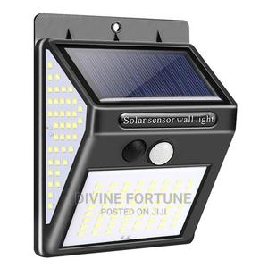 Solar Motion Sensor Light Waterproof Ip65ar 140LED Security   Home Accessories for sale in Lagos State, Ikeja