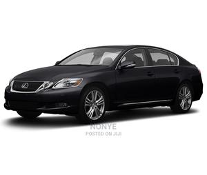 Lexus GS 2008 Black   Cars for sale in Lagos State, Magodo