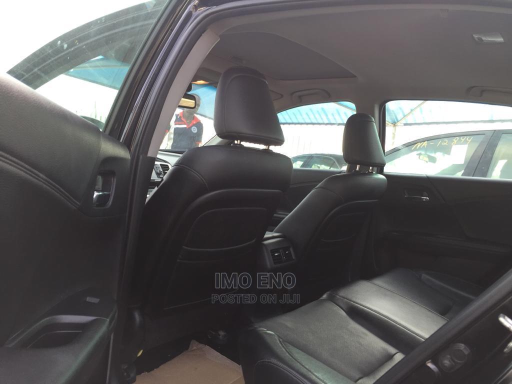 Archive: Honda Accord 2014 Black