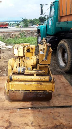 Walk Behind Padfoot/ PLATE COMPACTOR ROLLERS   Heavy Equipment for sale in Lagos State, Ojodu