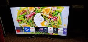 "55 "" Uhd 4k Smart Samsung TV   TV & DVD Equipment for sale in Lagos State, Ojo"