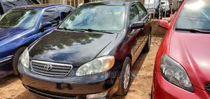 Toyota Corolla 2004 LE Black   Cars for sale in Kaduna State, Kaduna / Kaduna State