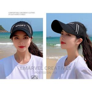 Outdoor Sport Sun Hat Caps Women Empty Top Hat Golf Tennis | Clothing Accessories for sale in Lagos State, Surulere
