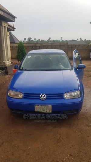 Volkswagen Golf 2000 Blue   Cars for sale in Ekiti State, Ado Ekiti