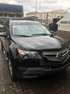 Acura MDX 2009 Black | Cars for sale in Lagos State, Isolo