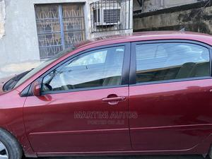 Toyota Corolla 2007 Red | Cars for sale in Lagos State, Yaba