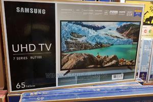 New Samsung Wifi Internet Smart 4k Tv | TV & DVD Equipment for sale in Lagos State, Gbagada