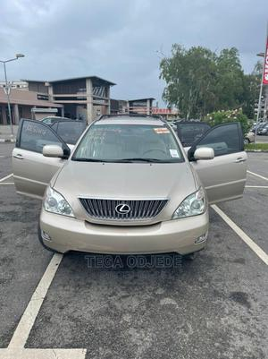Lexus RX 2008 350 Gold | Cars for sale in Lagos State, Amuwo-Odofin
