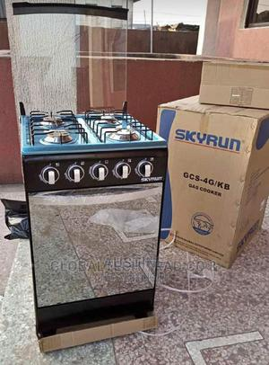 Brand New SKYRUN (50*50)All Gas Standing Cooker, Stainless | Kitchen Appliances for sale in Lagos State, Ojo