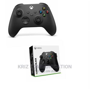 Xbox Series X Wireless Controller, Carbon Black   Video Game Consoles for sale in Lagos State, Ikeja
