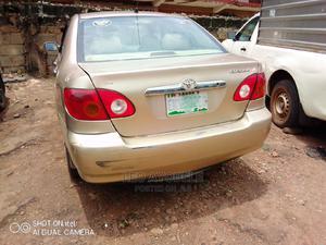 Toyota Corolla 2003 Sedan Automatic Gold | Cars for sale in Ondo State, Akure