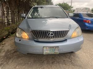 Lexus RX 2007 350 Blue | Cars for sale in Lagos State, Yaba