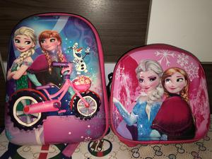 Frozen School Bag and Lunch Box   Babies & Kids Accessories for sale in Abuja (FCT) State, Karu