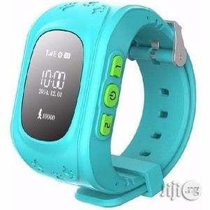 Kids Tracker Smart Watch-blue   Smart Watches & Trackers for sale in Lagos State, Ikeja