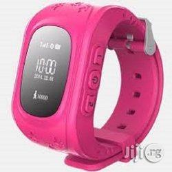 Kids Tracker Smart Watch-Pink   Babies & Kids Accessories for sale in Lagos State, Ikeja