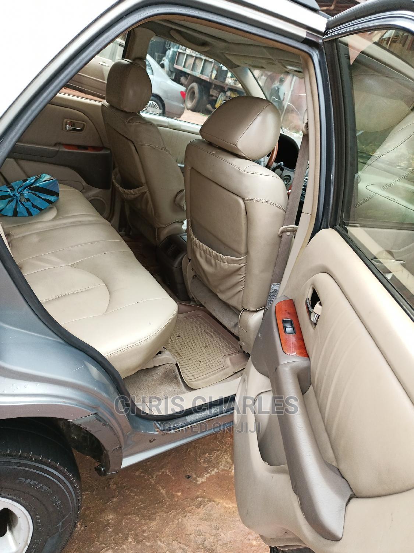 Archive: Lexus RX 2001 Gray