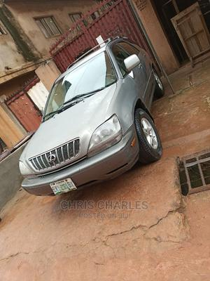 Lexus RX 2001 Gray | Cars for sale in Anambra State, Onitsha
