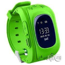 Kids Tracker Smart Watch-Green   Babies & Kids Accessories for sale in Lagos State, Ikeja