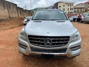 Mercedes-Benz M Class 2014 Silver   Cars for sale in Lagos State, Ogba