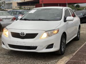 Toyota Corolla 2010 White   Cars for sale in Abuja (FCT) State, Mabushi