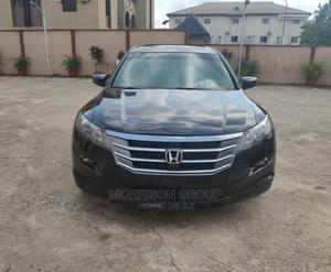 Honda Accord Crosstour 2010 Black   Cars for sale in Oyo State, Egbeda