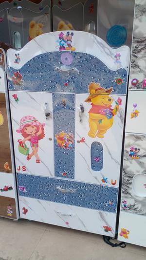 Baby Cabinet Wardrobe | Children's Furniture for sale in Lagos State, Victoria Island