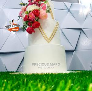 Wedding Cakes   Meals & Drinks for sale in Delta State, Warri