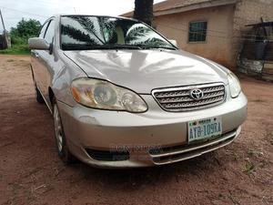 Toyota Corolla 2003 Sedan Gold | Cars for sale in Edo State, Benin City