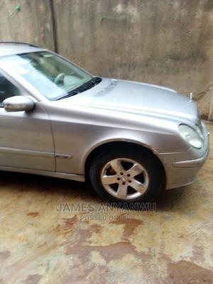 Mercedes-Benz E320 2004 Silver | Cars for sale in Ogun State, Ifo
