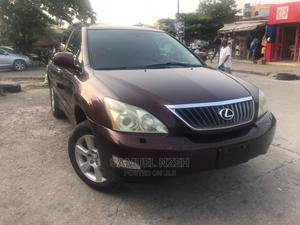 Lexus RX 2008 350 Brown   Cars for sale in Lagos State, Amuwo-Odofin