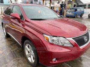 Lexus RX 2010 Red | Cars for sale in Lagos State, Magodo