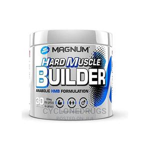 Magnum Hard Muscle Builder 90 Caps 90 the Strongest Muscle B   Vitamins & Supplements for sale in Lagos State, Amuwo-Odofin