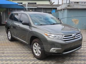 Toyota Highlander 2012 Green | Cars for sale in Lagos State, Isolo