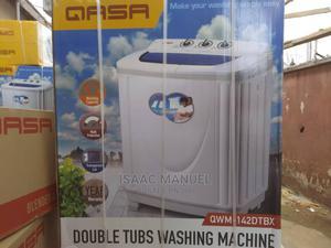 Qasa 8.2kg Washing Machine | Home Appliances for sale in Lagos State, Ojo