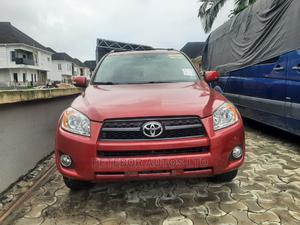 Toyota RAV4 2012 3.5 Sport Red   Cars for sale in Lagos State, Ajah