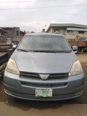 Toyota Sienna 2005 XLE Blue | Cars for sale in Lagos State, Ikorodu