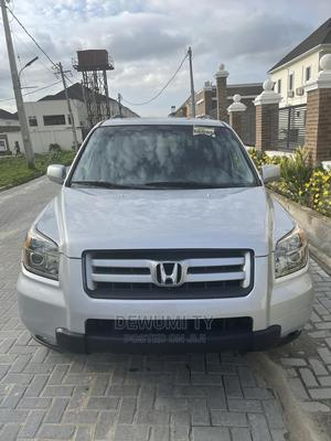Honda Pilot 2007 EX 4x4 (3.5L 6cyl 5A) Silver | Cars for sale in Lagos State, Lekki