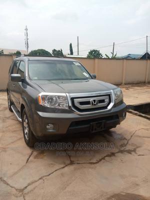 Honda Pilot 2009 Gray   Cars for sale in Lagos State, Ikorodu