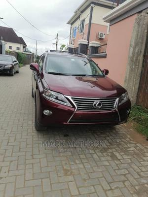Lexus RX 2013 350 AWD Red   Cars for sale in Lagos State, Isolo