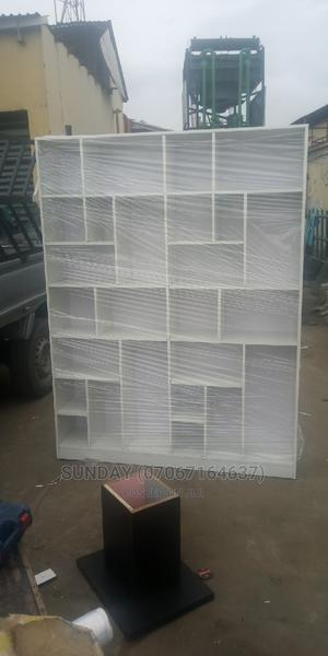 6ft X 5ft Bookshelf | Furniture for sale in Lagos State, Isolo