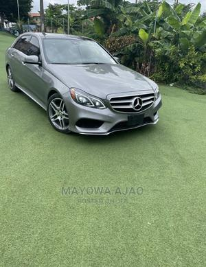 Mercedes-Benz E350 2015 Gray | Cars for sale in Lagos State, Ojodu