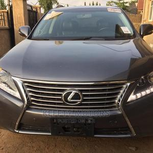 Lexus RX 2013 350 FWD Gray | Cars for sale in Abuja (FCT) State, Central Business District