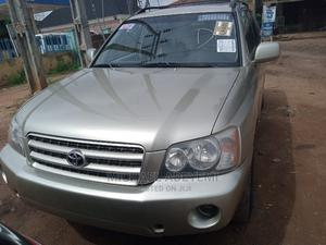 Toyota Highlander 2002 Gold | Cars for sale in Osun State, Ife