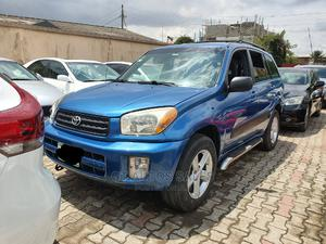 Toyota RAV4 2003 Automatic Blue   Cars for sale in Lagos State, Ikeja