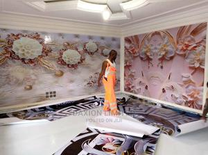 3d,5d and 8d Wall Murals   Building & Trades Services for sale in Rivers State, Port-Harcourt