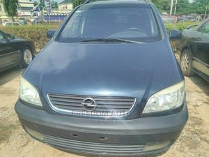 Opel Zafira 2008 Blue | Cars for sale in Abuja (FCT) State, Asokoro
