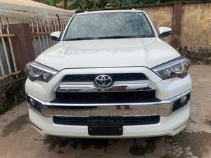 Toyota 4-Runner 2017 White | Cars for sale in Lagos State, Abule Egba