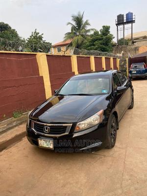 Honda Accord 2009 2.4 EX Black | Cars for sale in Delta State, Warri