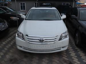 Toyota Avalon 2007 White   Cars for sale in Lagos State, Isolo